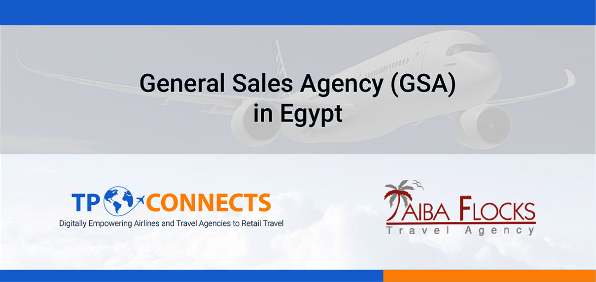 TPConnects appoints Taiba Flocks as General Sales Agent (GSA) in Egypt.