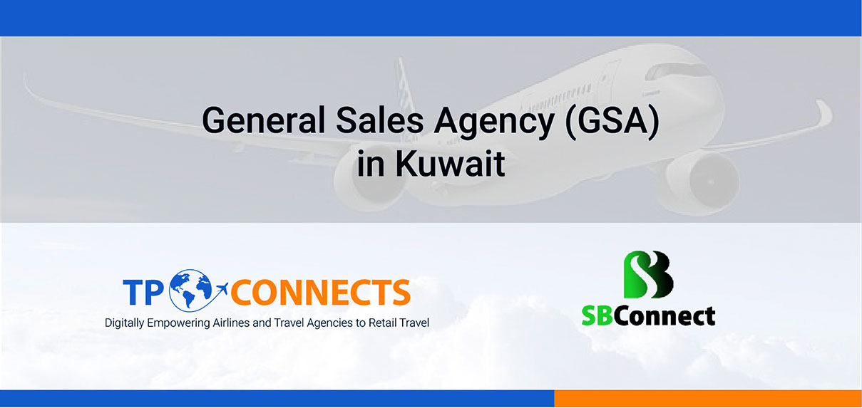 TPConnects appoints SBConnect as General Sales Agent (GSA) in Kuwait.