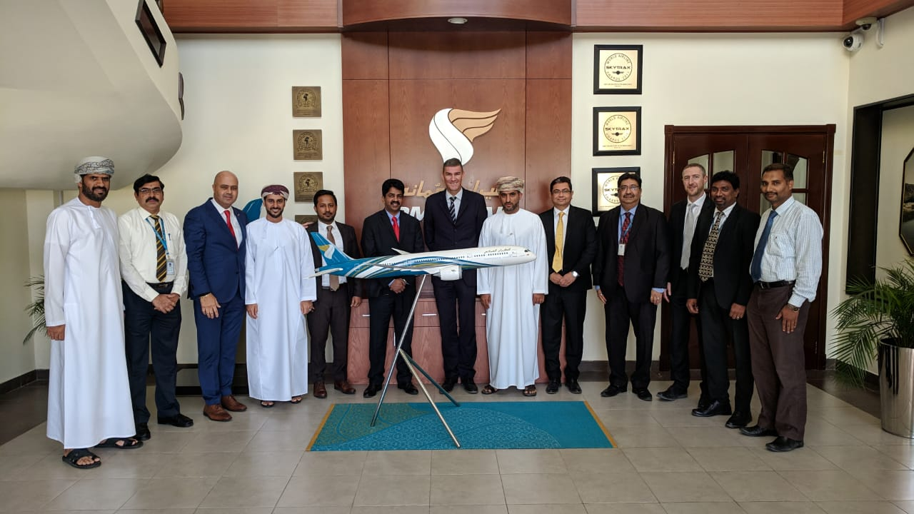 Oman Air and TPConnects are working together to enhance personalized retailing capabilities through IATA's NDC and ONE Order.
