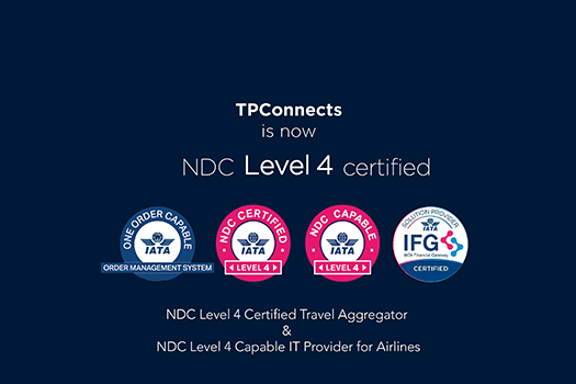 We became the first Travel Aggregator and the second IT provider in the world  to receive IATA NDC Level 4 certification on Schema 18.2. What does that mean?